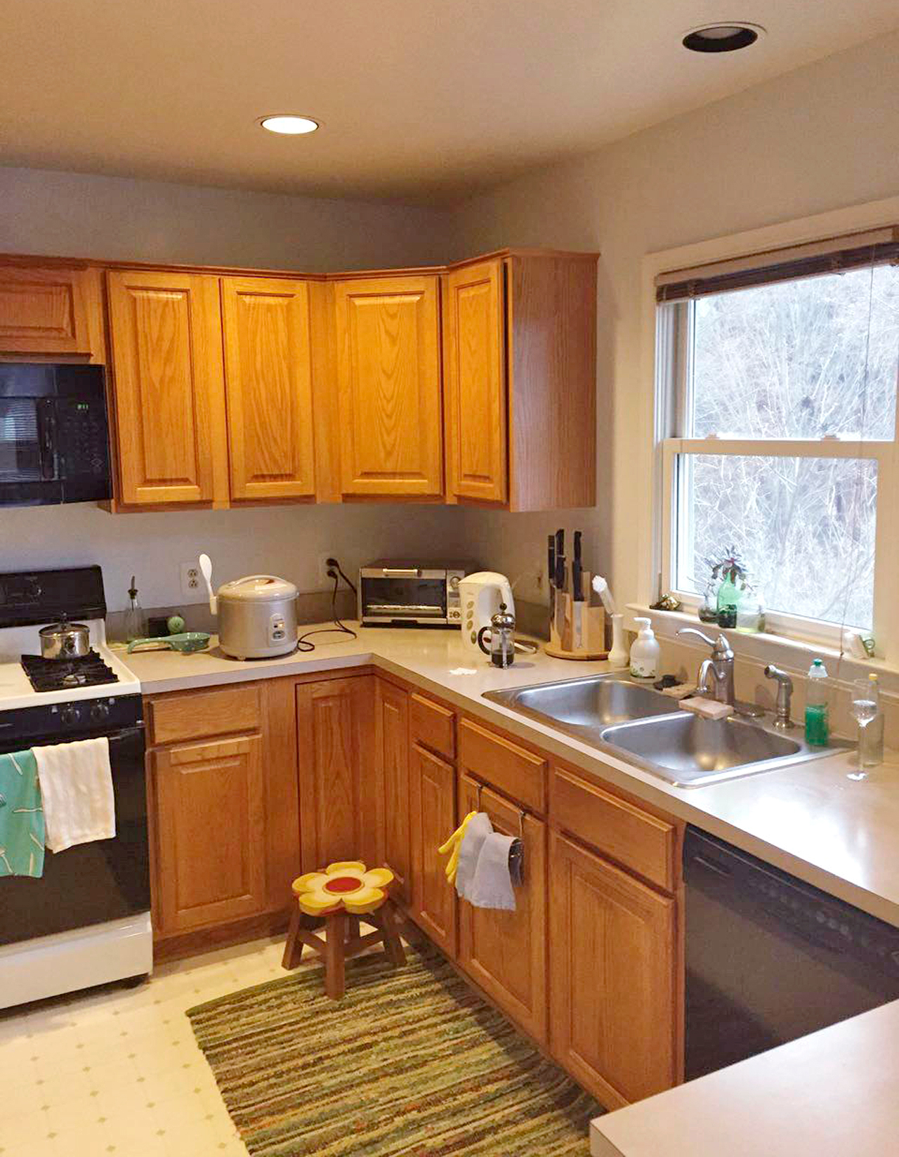 before and after: kitchen remodels