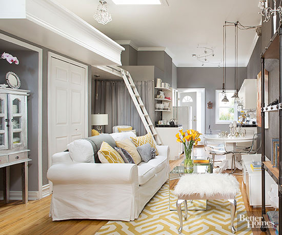 Studio Living Livingroom