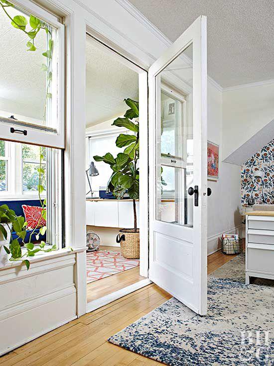 How To Install A Prehung Door Better Homes Gardens