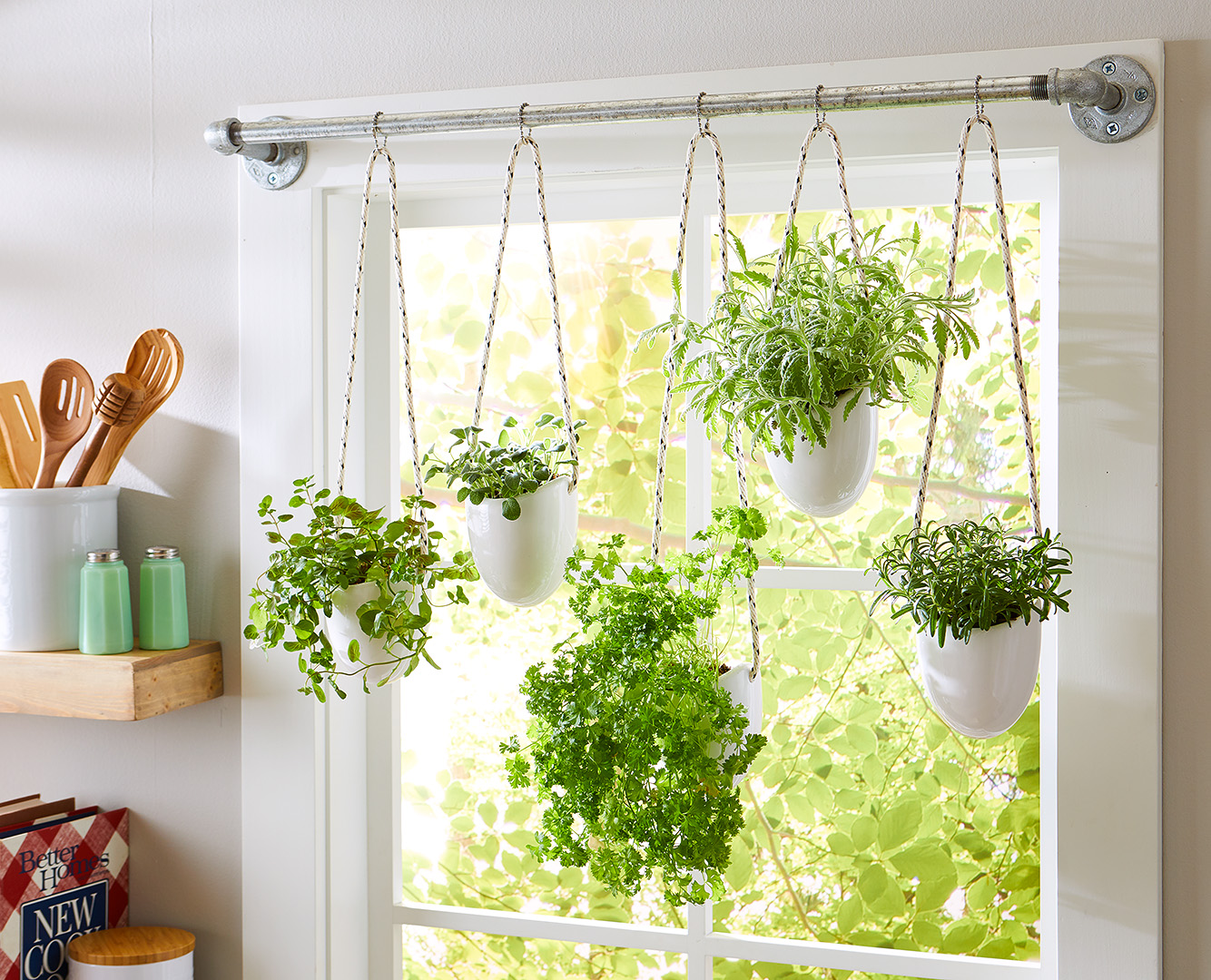 Hanging Window Planter