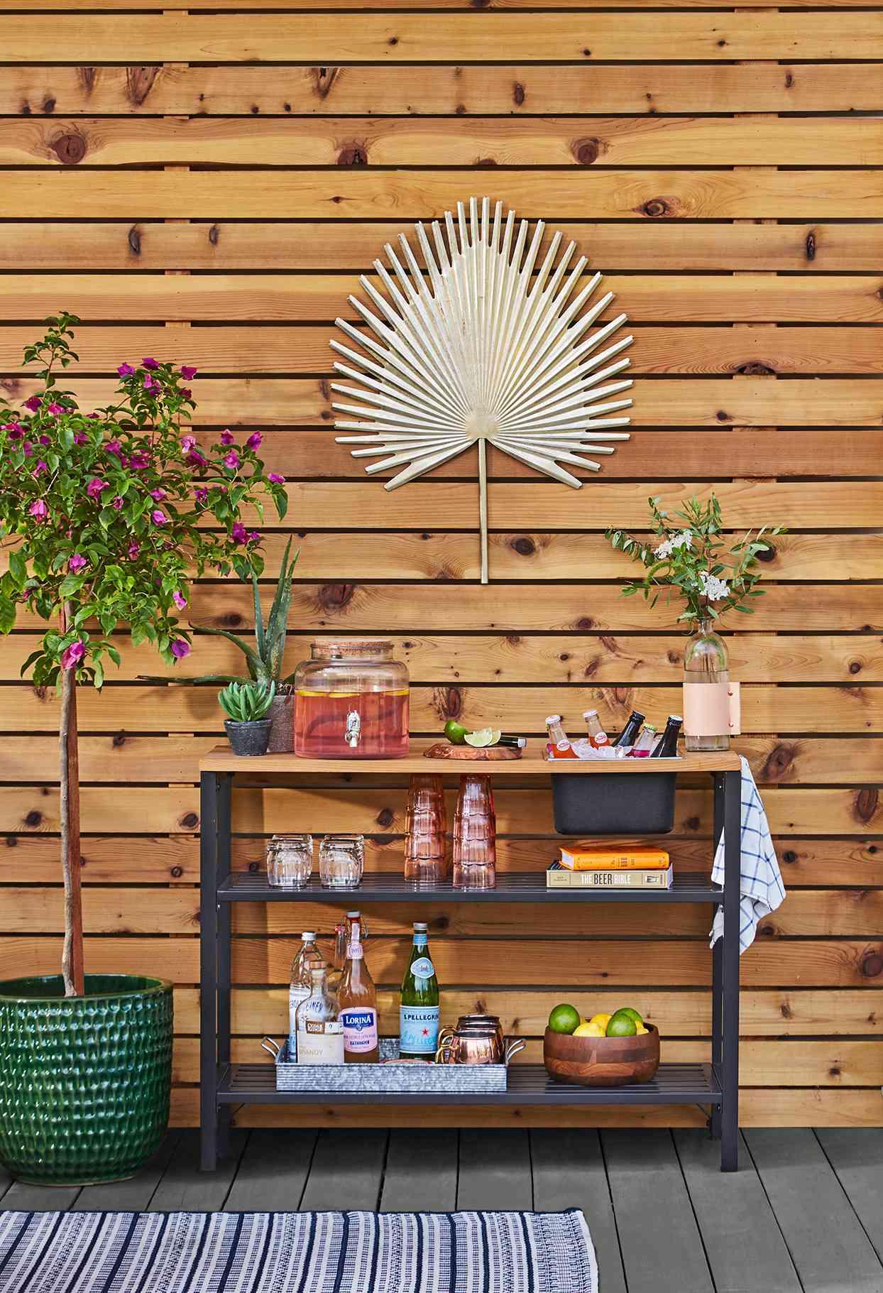 18 diy outdoor storage ideas to