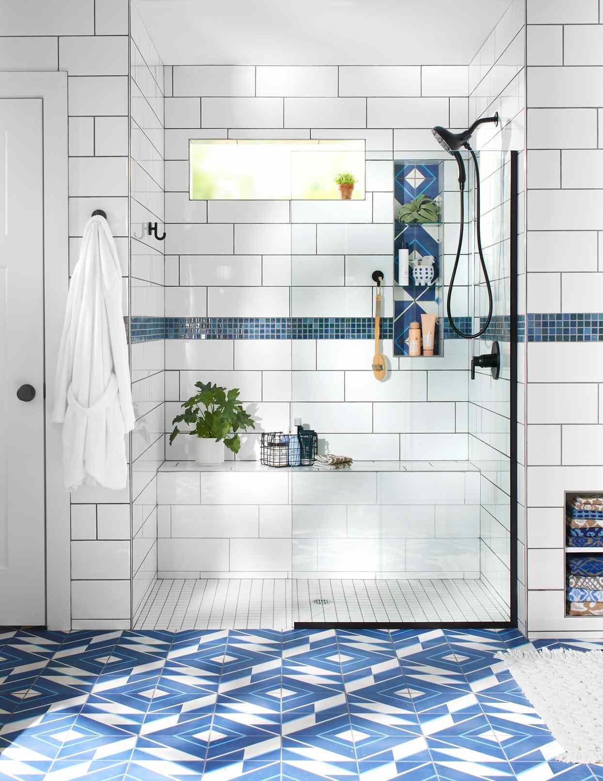 33 breathtaking walk in shower ideas