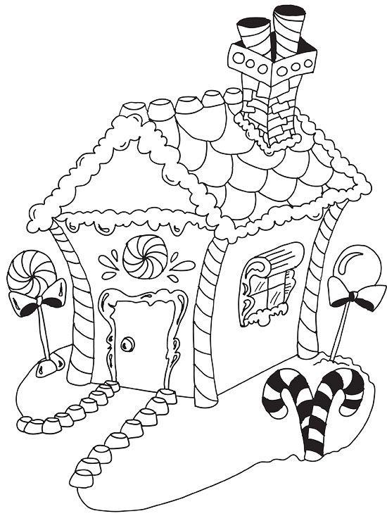 free printable holiday coloring pages # 3