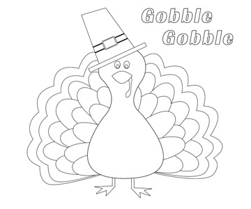 15 Free Printable Thanksgiving Coloring Pages Parents