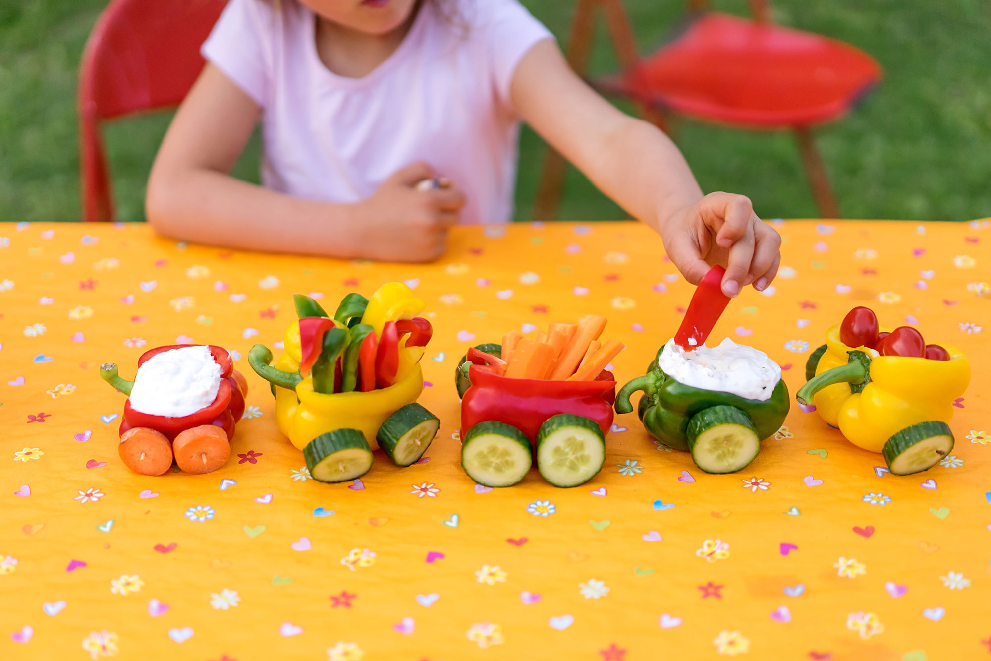 Healthy Party Food Ideas For Kids That Curb The Sugar Rush