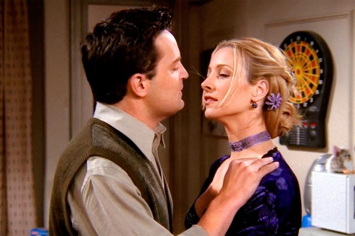 Friends oral history: The One Where Everybody Finds Out   EW.com