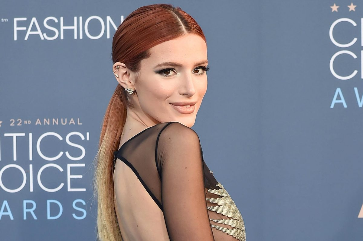 Bella Thorne says she made $2 million on OnlyFans in under a week | EW.com