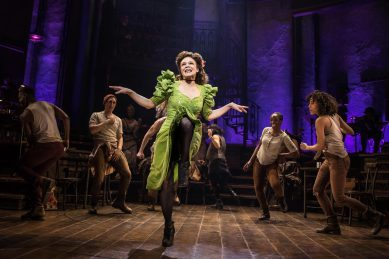 Hadestown Broadway review: An epic musical journey to the underworld | EW.com