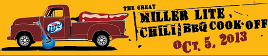 The Great Miller Lite Chili Cook Off