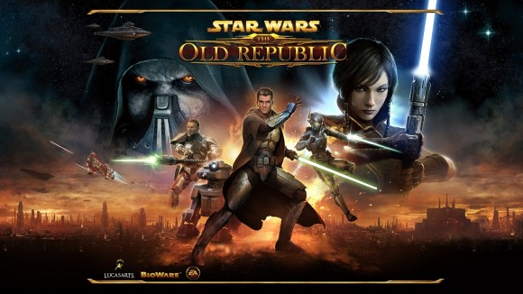Play Star Wars: The Old Republic Online FREE - http://bit.ly/PlayOldRepublic
