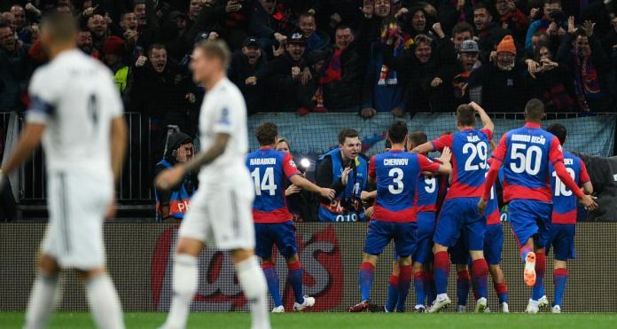 """Résultat de recherche d'images pour """"Real Madrid Vs CSKA Moscou (1-0)"""""""