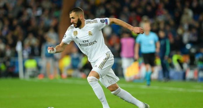 41 goals for Benzema, 34 for Ronaldo!