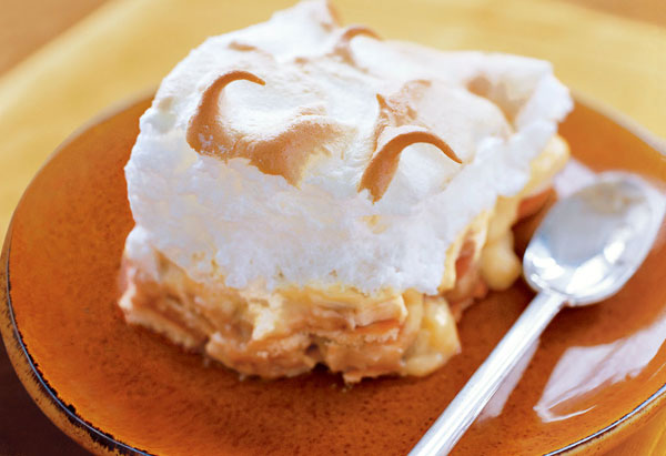 Maya Angelou's Banana Pudding