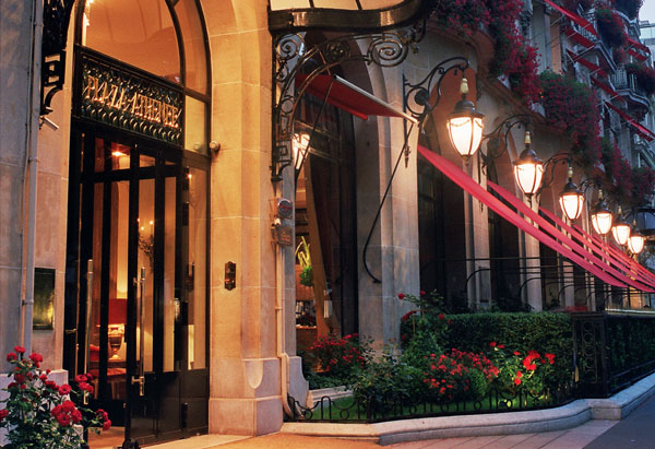 Paris Culinary Extravaganza Sweepstakes Hotel Plaza Athenee