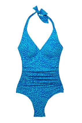 L.L. Bean one-piece swimsuit