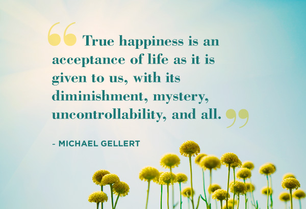 Michael Gellert quote