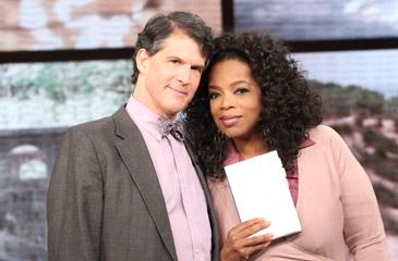 """Proof of Heaven"" author Dr. Eben Alexander with Oprah - peoplewhowrite"