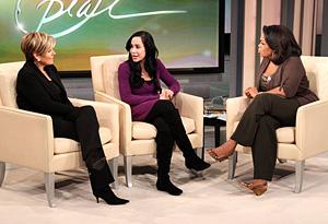 Suze, Nadya, Oprah