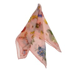 Floral Silk Scarf By Vintage Gucci At Orchard Mile 5fd8f58e4d558