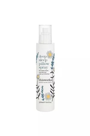 deep sleep pillow spray by this works
