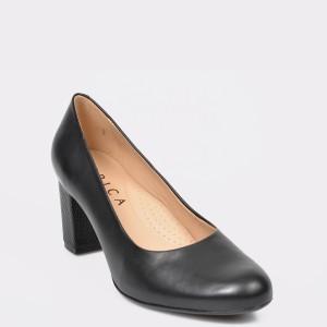 Pantofi EPICA MADE IN BRAZIL negri, 9829553, din piele naturala