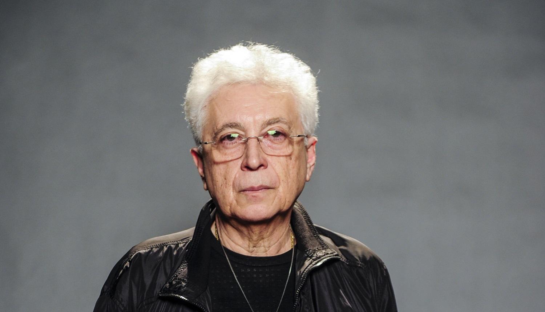 O autor de novelas Aguinaldo Silva (Foto: Renato Rocha Miranda/TV Globo)