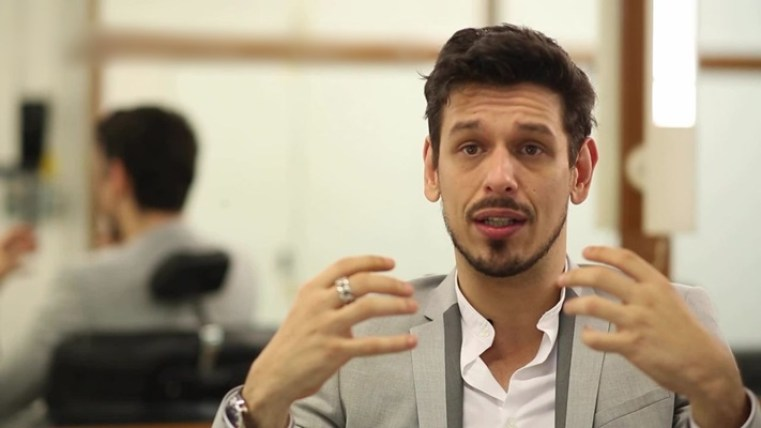 João Vicente de Castro estará na segunda temporada de Carcereiros. (Foto: Reprodução/GShow)