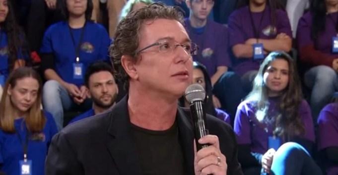 Boninho no Show dos Famoso (Foto: Reprodução)