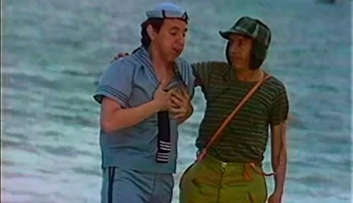 Vamos Todos a Acapulco será um dos episódios exibidos na maratona de Chaves no Multishow. (Foto: Reprodução)