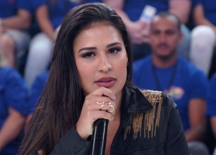 Simone falou sobre a volta aos palco (Foto: TV Globo)