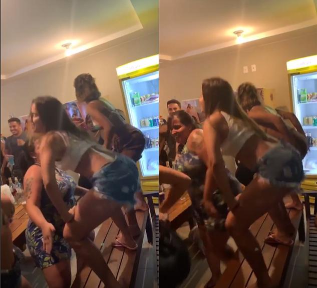Anitta dançando (Foto: Reprodução)