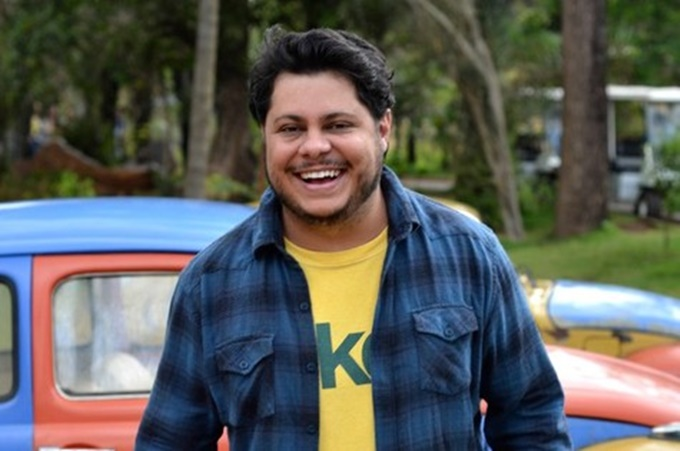 Marcus Majella, da Globo (Foto: Divulgação)