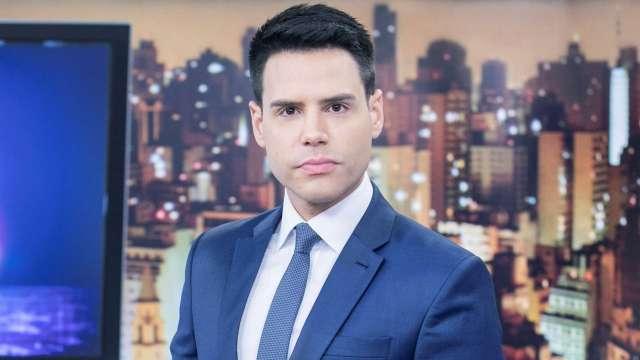 O apresentador Luiz Bacci (Foto: Divulgação)