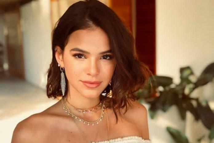 A atriz Bruna Marquezine (Foto: Reprodução/Redes sociais)