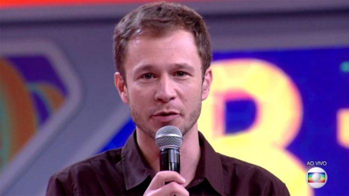 Tiago Leifert é o apresentador do BBB19 (Foto: Reprodução/Globo)