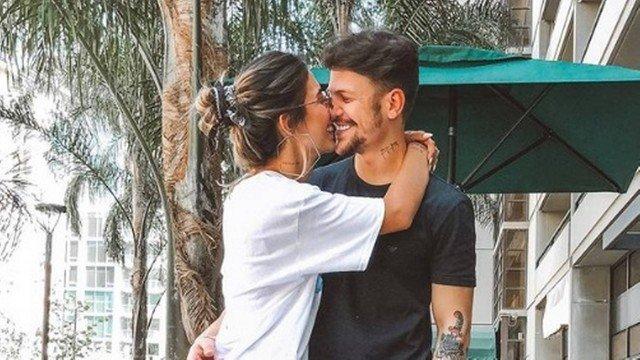 Saulo Poncio e Gabi Brandt (Foto: Divulgação)