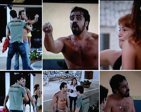 Marcelo Arantes no BBB na Globo (Foto: Reprodução/iG)