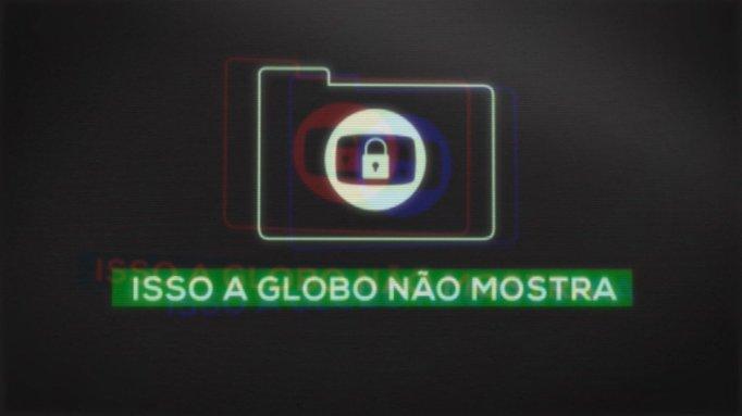 Isso a Globo não mostra, novo quadro do Fantástico (Foto: Divulgação)