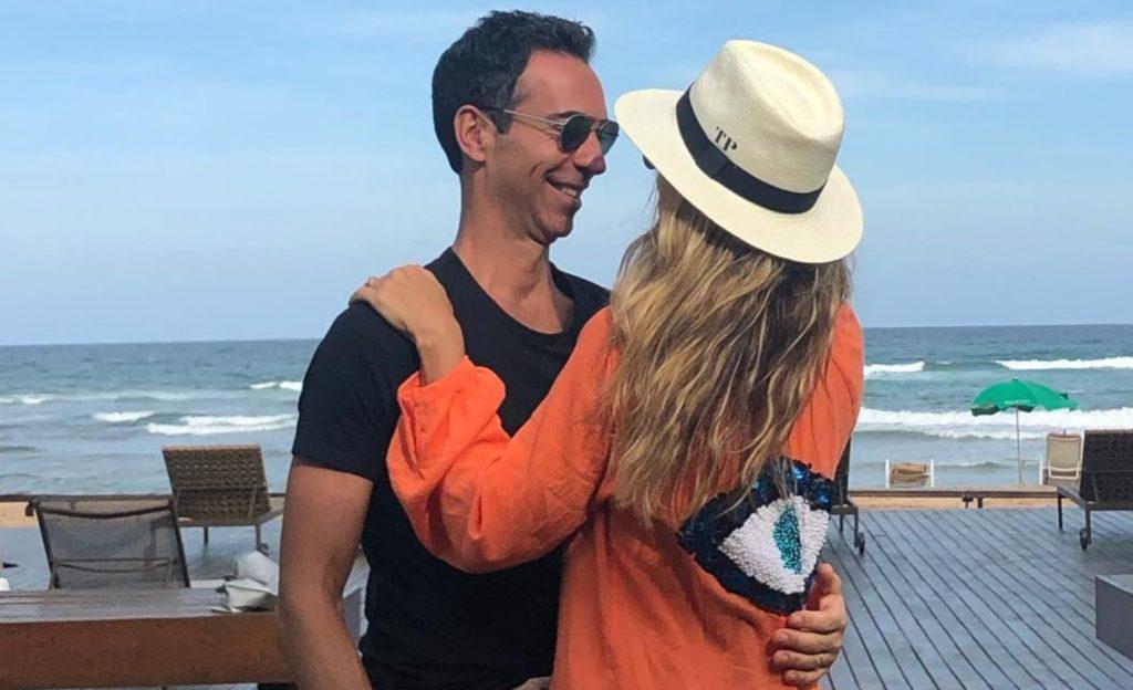 César Tralli e Ticiane Pinheiro ganharão o primeiro filho juntos (Foto: Reprodução/Instagram)