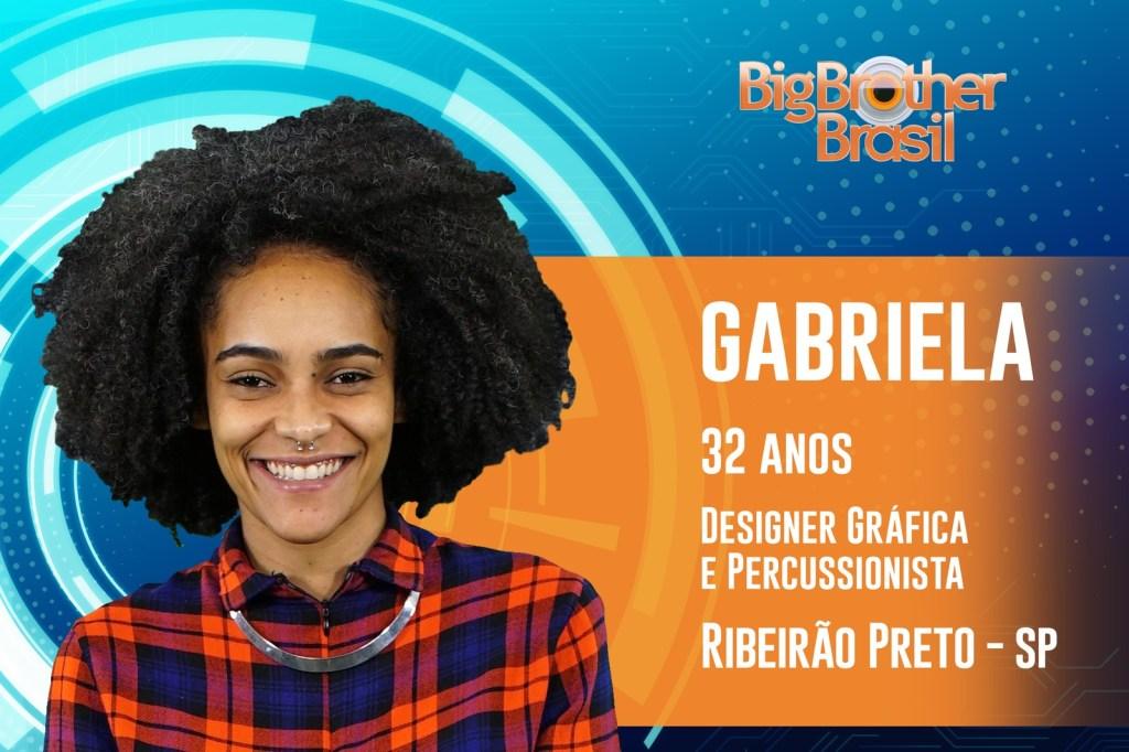 Gabriela estará no BBB19 (Foto: Reprodução)