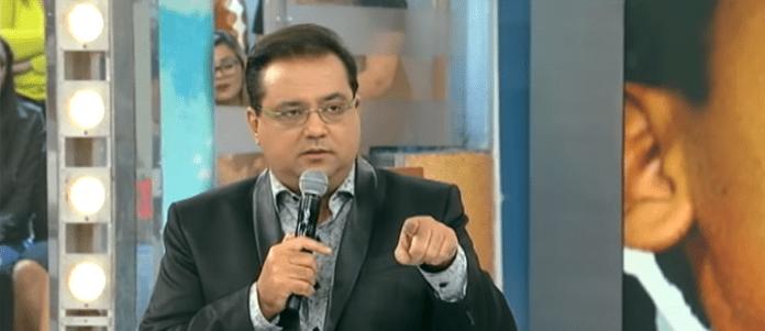 Geraldo Luís tem sofrido para conseguiu vencer o SBT na audiência e clima já é de tensão na Record (Foto reprodução)