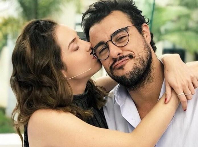 Sophia Abrahão, Joaquim Lopes e equipe do Vídeo Show foram pegos de surpreso com fim do programa (Foto reprodução)