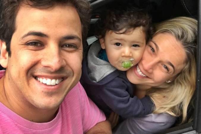 Há alguns anos, Fernanda e o ex marido