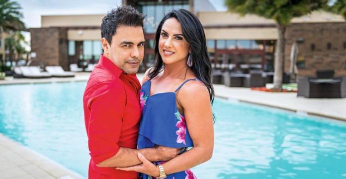 Zezé Di Camargo e Graciele Lacerda (Foto: Reprodução/ Instagram)
