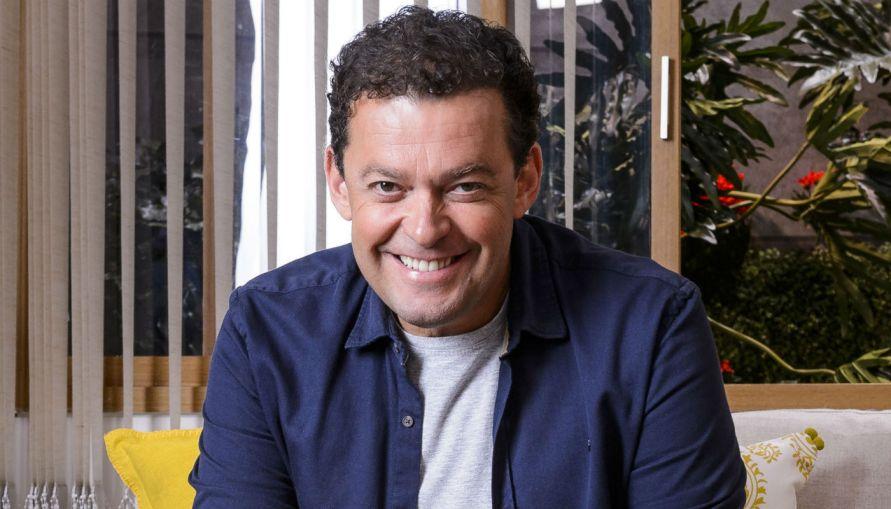 O ex-apresentador da Globo, Fernando Rocha (Foto: Reprodução)