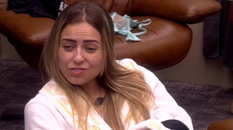 Paula no BBB19 (Foto: Divulgação)