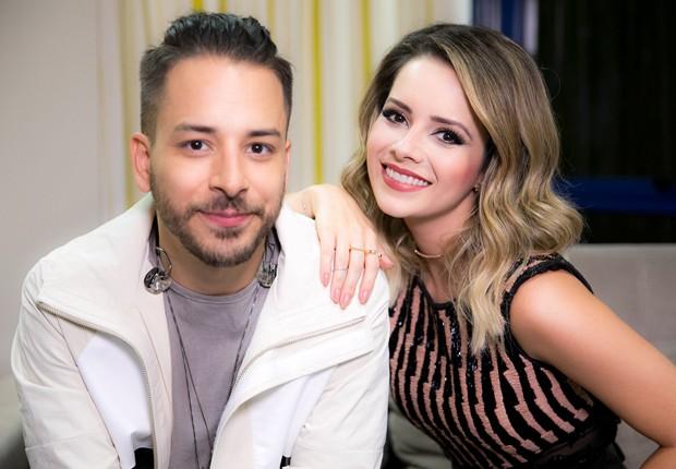 Sandy e Júnior estão com tudo em retorno da carreira a dois com turnê e dão exclusividade para a Globo (Foto: Divulgação)
