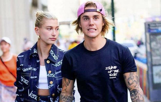 Justin Bieber e Hailey Baldwin estão casados e felizes (Foto: Reprodução)