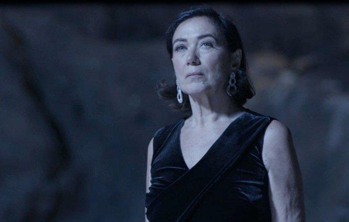 Valentina (Lilia Cabral) começou a novela O Sétimo Guardião como grande megera