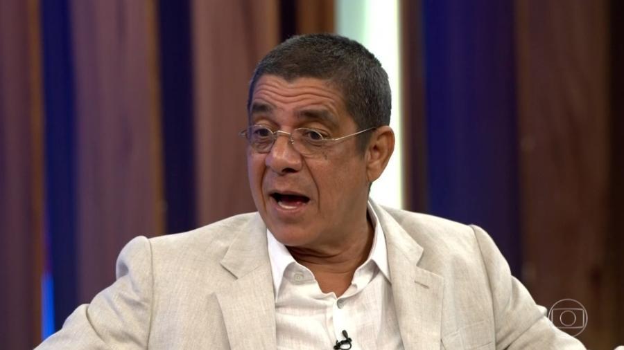 Zeca Pagodinho (Foto: Reprodução/ Globo)